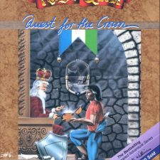 [Game / PC] King's Quest: Quest for the Crown (1984)