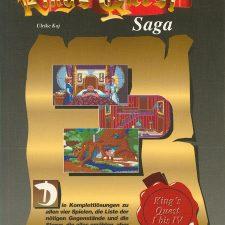 [Buch] Ulrike Koj: Die King's Quest Saga (1990)
