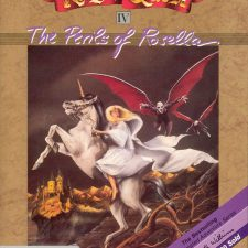 [Game / PC] King's Quest IV: The Perils of Rosella (1988)