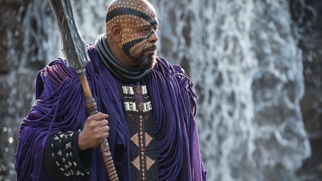 Zuri, Vaterfigur für den Black Panther