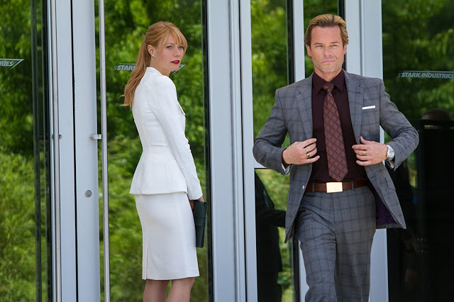 Pepper Potts und Aldrich Killian