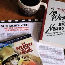 Lichtspielplatz #32 – Kriegsbericht als Buch und Film: IM WESTEN NICHTS NEUES