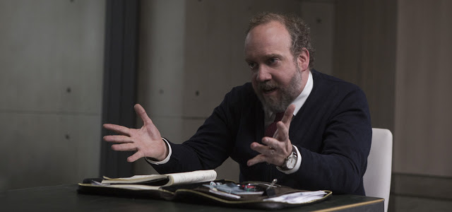 Paul Giamatti als Psychologe Dr. Shapiro