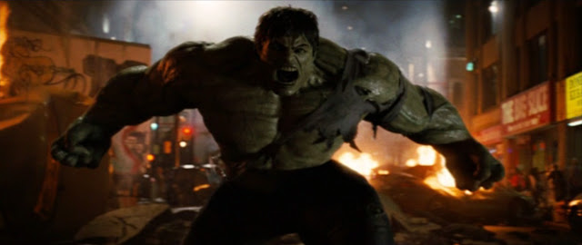 Edward Norton als Hulk